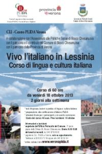 Icona Corsi Italiano Bosco Chiesanuova VivoLItalianoInLessinia CLI Verona PLIDA
