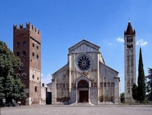 San Zeno Verona Church